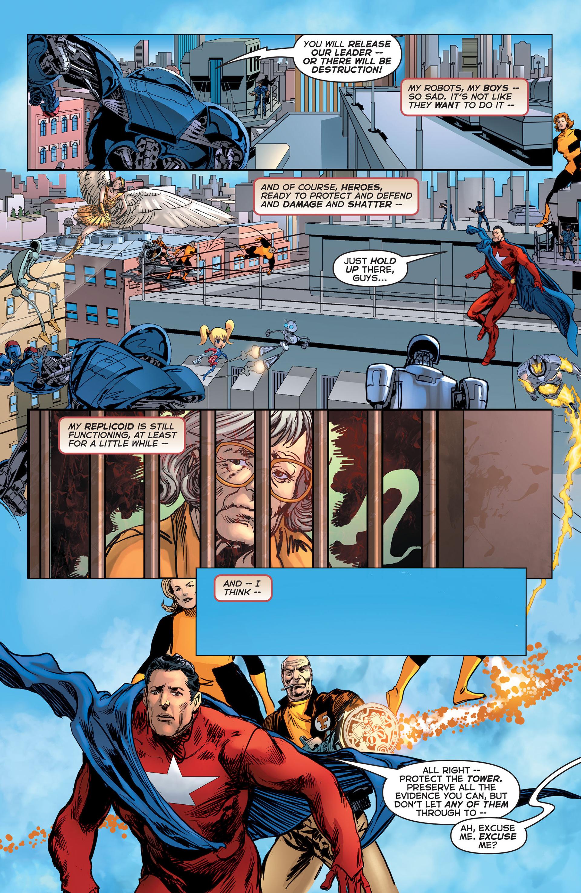 Read online Astro City comic -  Issue #15 - 16