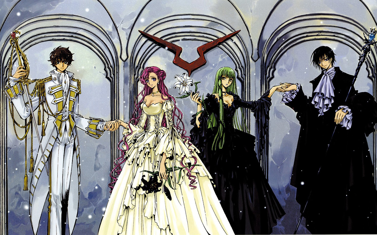 Like Baka Eu Ja Assisti Esse Anime: O Baka SouL: Recomendação De Anime (Code Geass