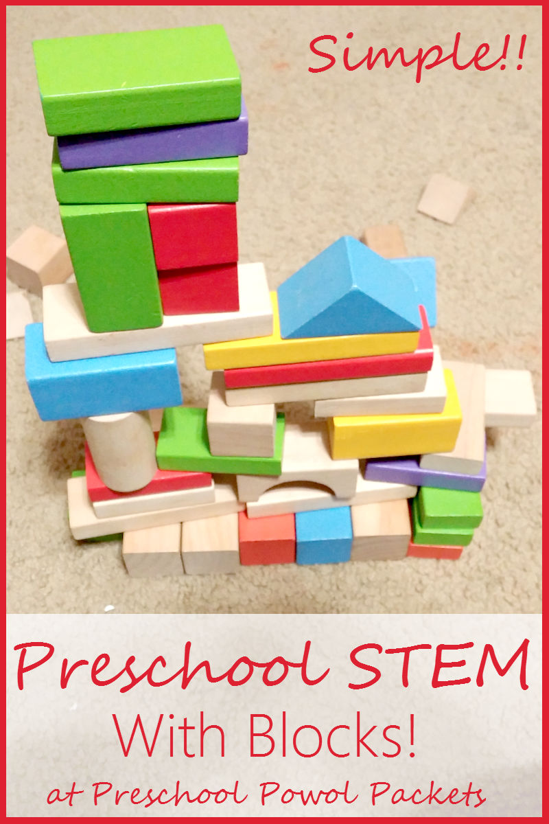 Engineering for Preschoolers & STEM Activities | Preschool ...