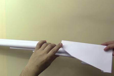 Cách làm súng shotgun 2 nòng bằng giấy