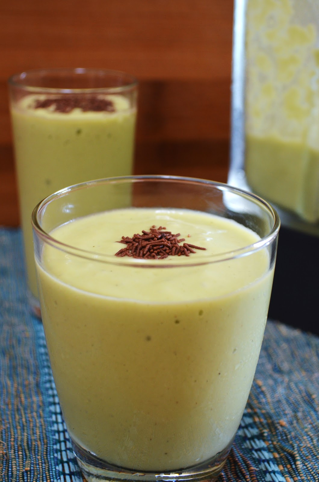 Gormandize Jus Alpukat Indonesian Avocado Milkshake