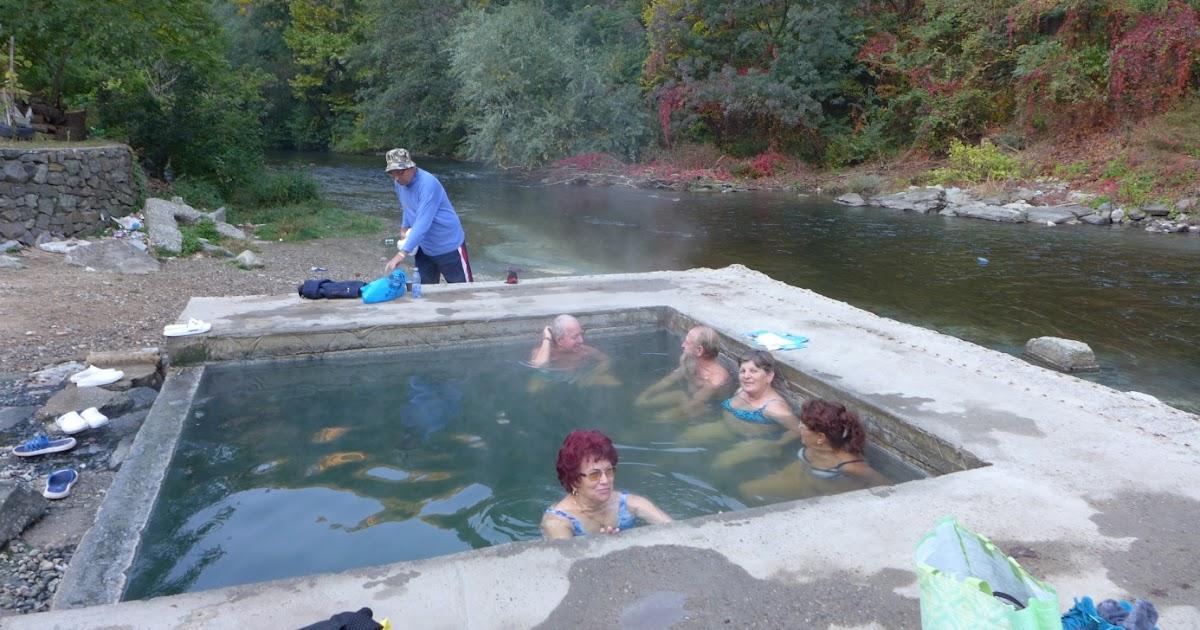 European Natural Soaking Society: Chill