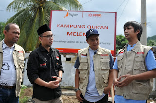 Rian D'Masiv Tengok Kampung Qur'an Melempu