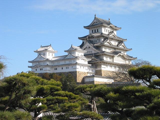Il castello di Himejii