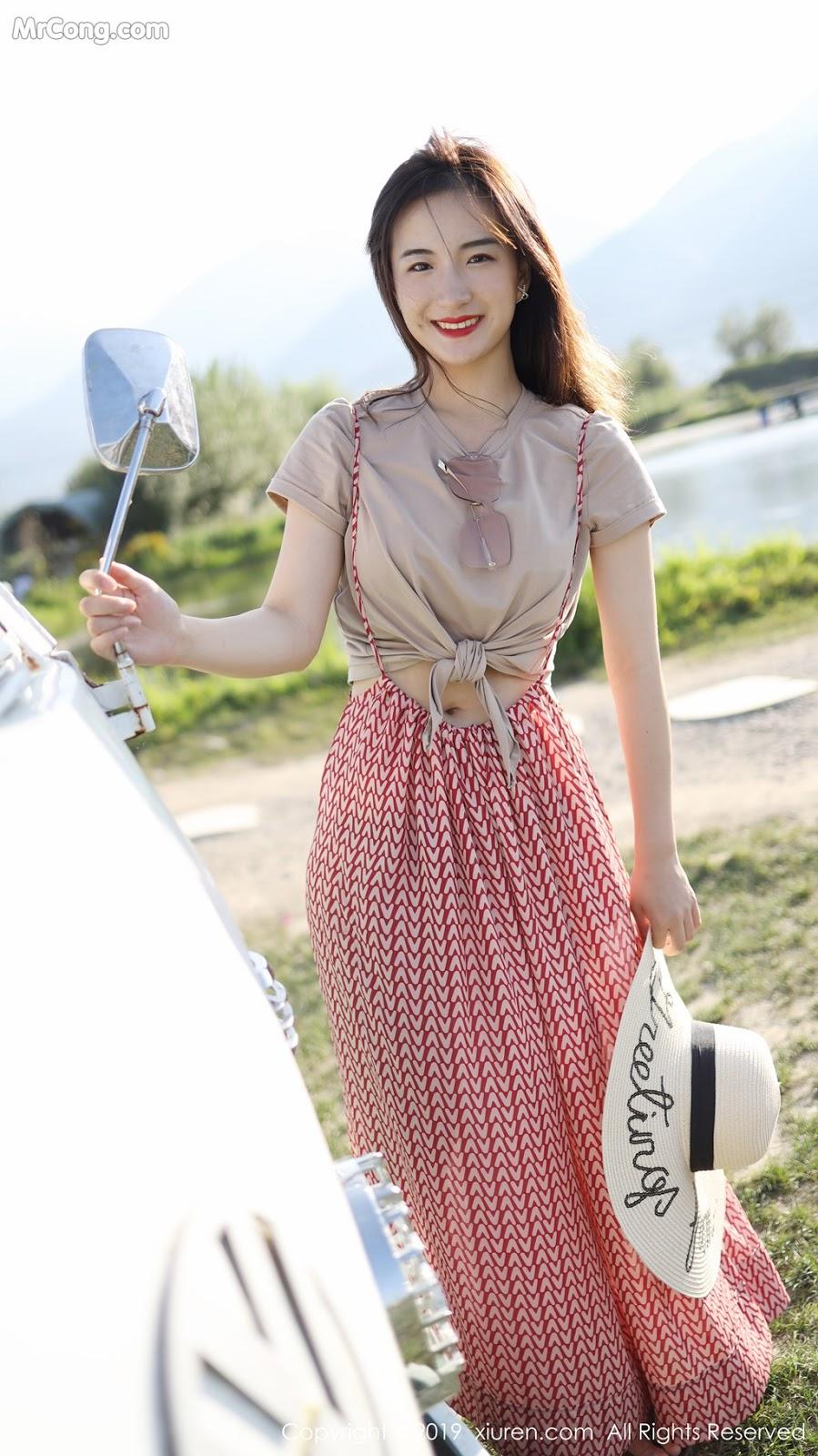 Image XIUREN-No.1718-MrCong.com-001 in post XIUREN No.1718: 艺儿拿铁 (64 ảnh)