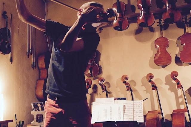 喜多直毅, Naoki Kita, 松本弦楽器