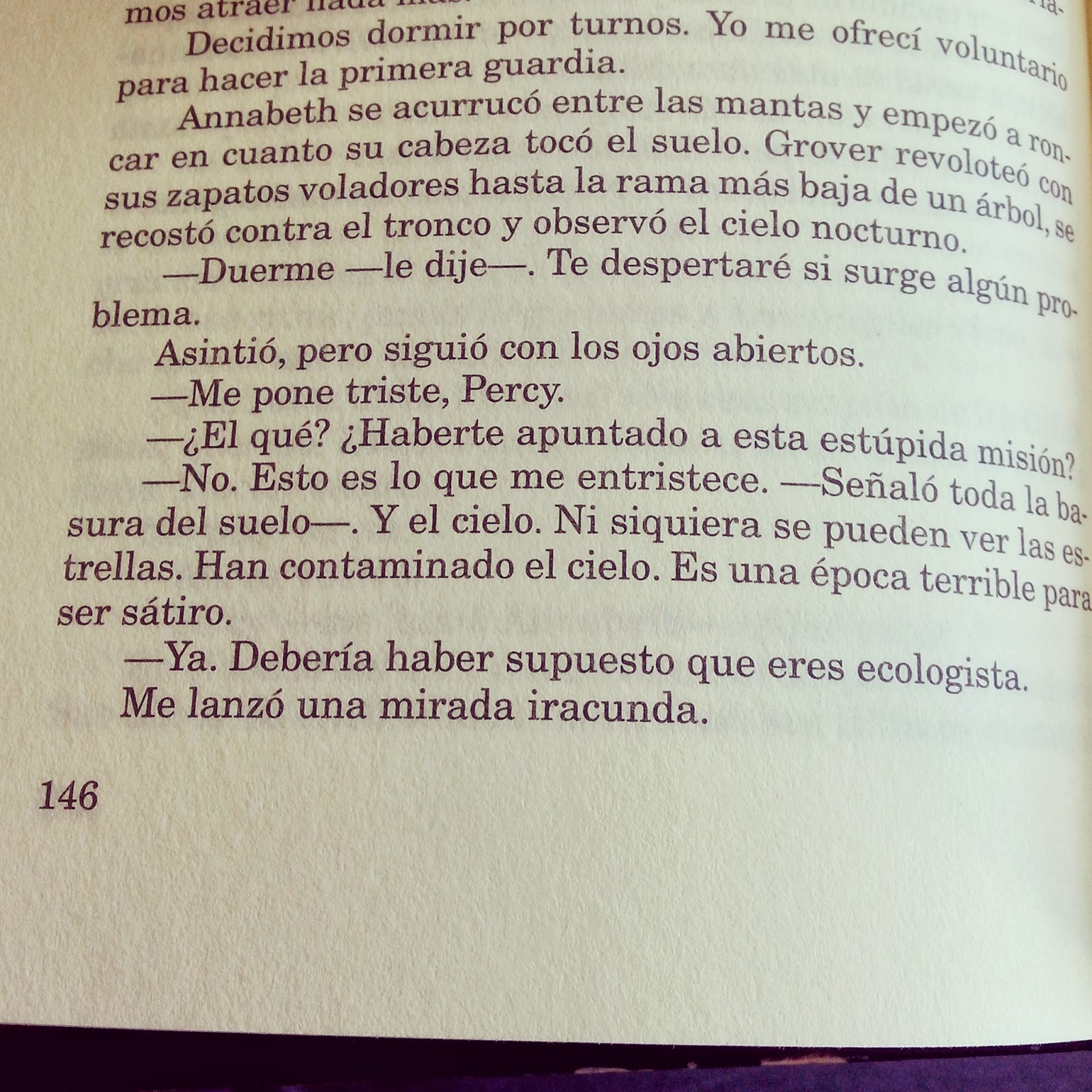 With My Loved Book Frase De La Semana 11 Percy Jackson Y