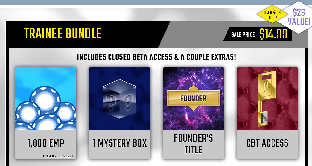 Closers Online - Founder pack 4