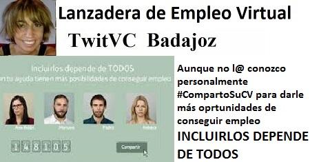 Lanzadera de Empleo Virtual Badajoz