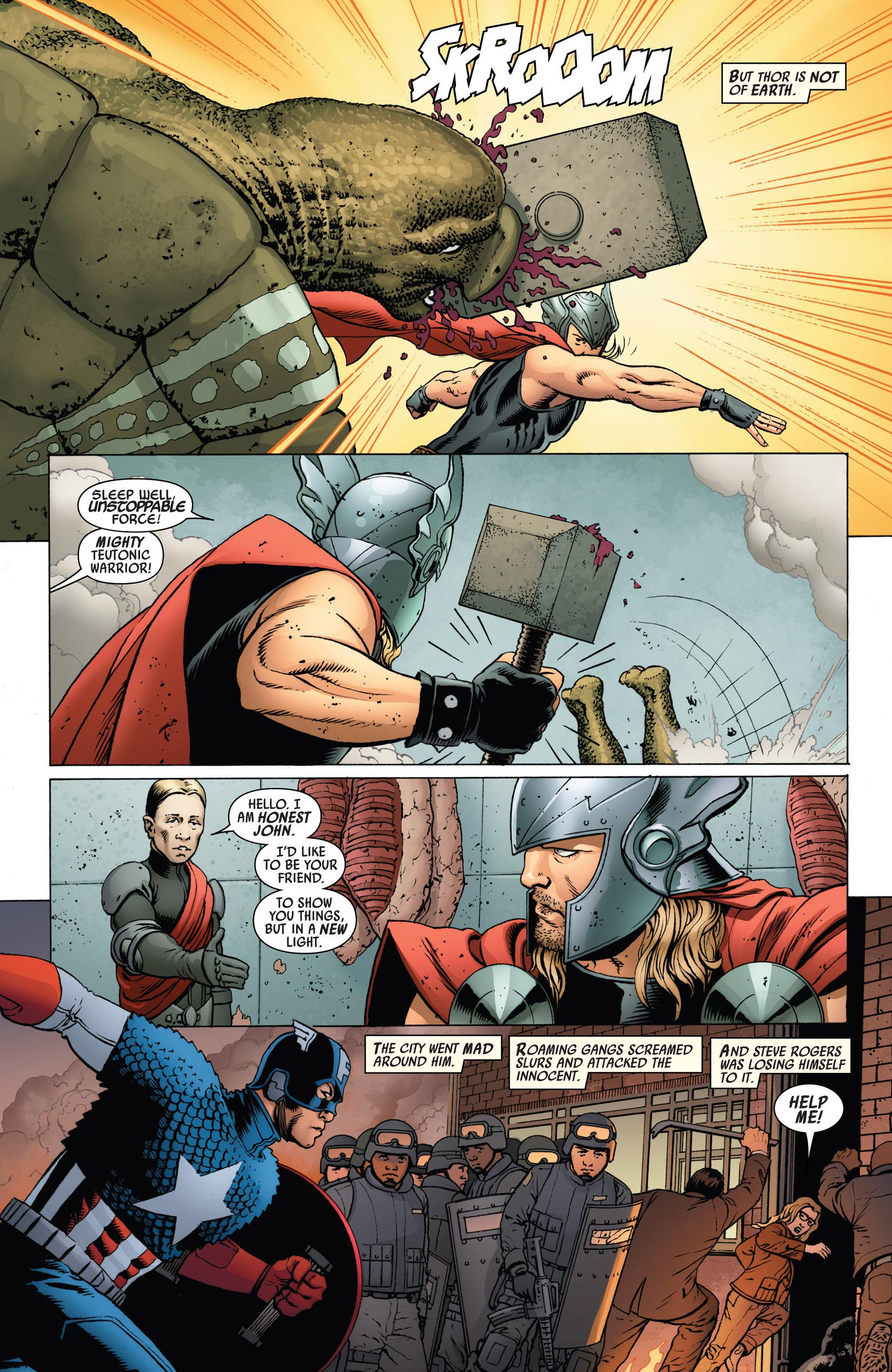 Read online Uncanny Avengers (2012) comic -  Issue #3 - 13