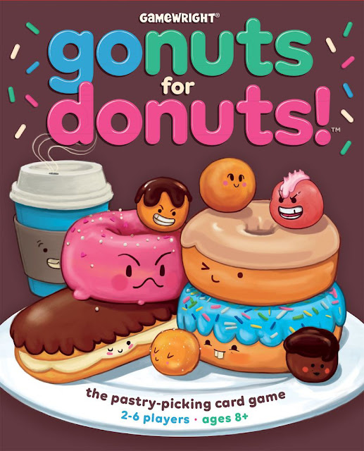 Go Nuts for Donuts - Gamewright