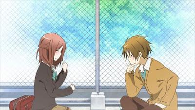 anime romance bikin nangis