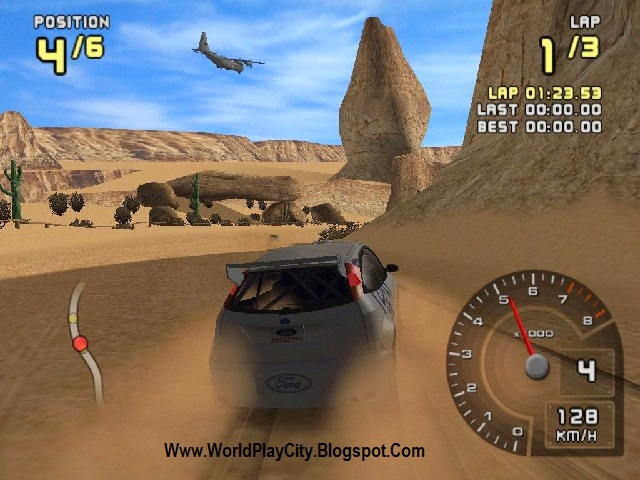 Ford Racing 2 PC Game Full Version Free Download High Compressed