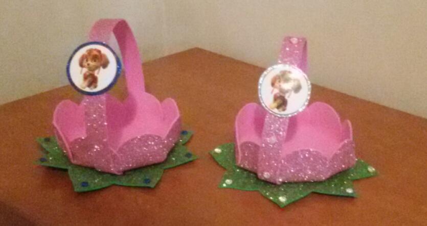 En mi ratito de paz artesania ana alba - Detalles originales para cumpleanos infantiles ...