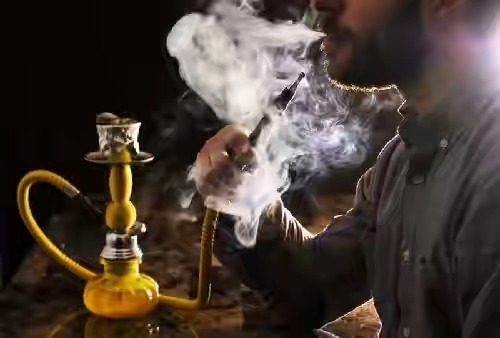 One Round of Shisha is equal to smoking 30-40 unfiltered cigarette