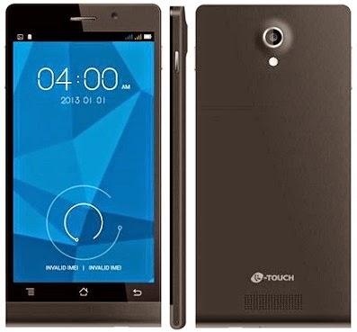 Review, Spesifikasi dan Harga K-Touch Octa Core