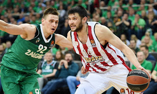Watch Zalgiris vs Olympiacos Basketball live Streaming Today 06-12-2018 online Euroleague