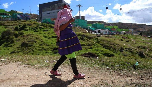 Abuso contra niña nukak lo habrían cometido militares que cuidaban el ETCR de Charras
