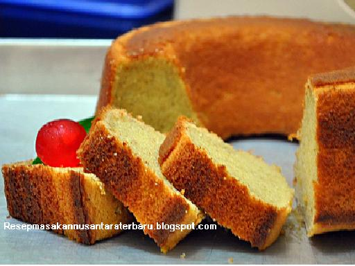 Resep Bolu Mentega Jtt: Welcom To My Blog