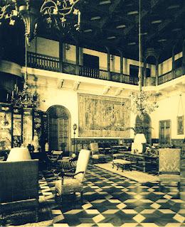 Grande Hall em Estilo Renascentista, Palácio Errázuriz, Buenos Aires