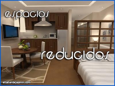 10 ideas para espacios reducidos for Salas para espacios pequenos