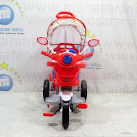 family police baby tricycle