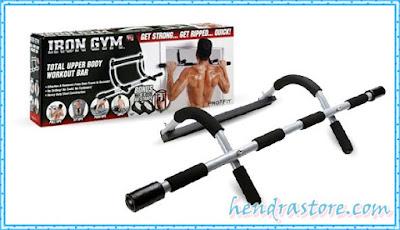 Jual Iron Gym Murah - SOLUSI Olahraga Fitness Praktis