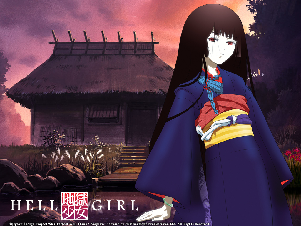 hell girl anime