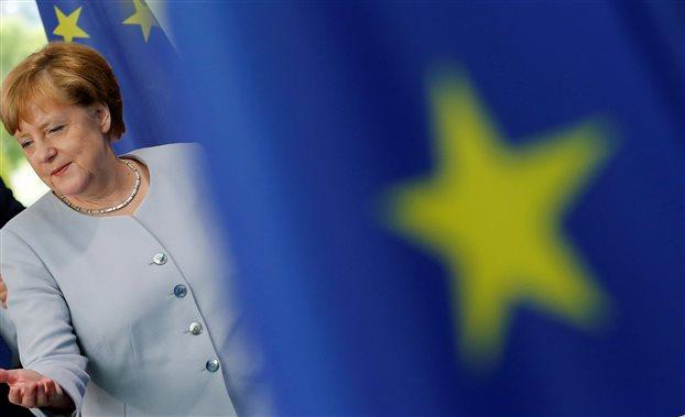 Μέρκελ: Θα κάνουμε ότι χρειάζεται για να αποφύγουμε περαιτέρω διάσπαση της ΕΕ