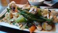 PF Chang's moo goo gai pan