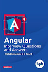 Best Selling Angular Book (version 2, 4, 5, 6, 7)