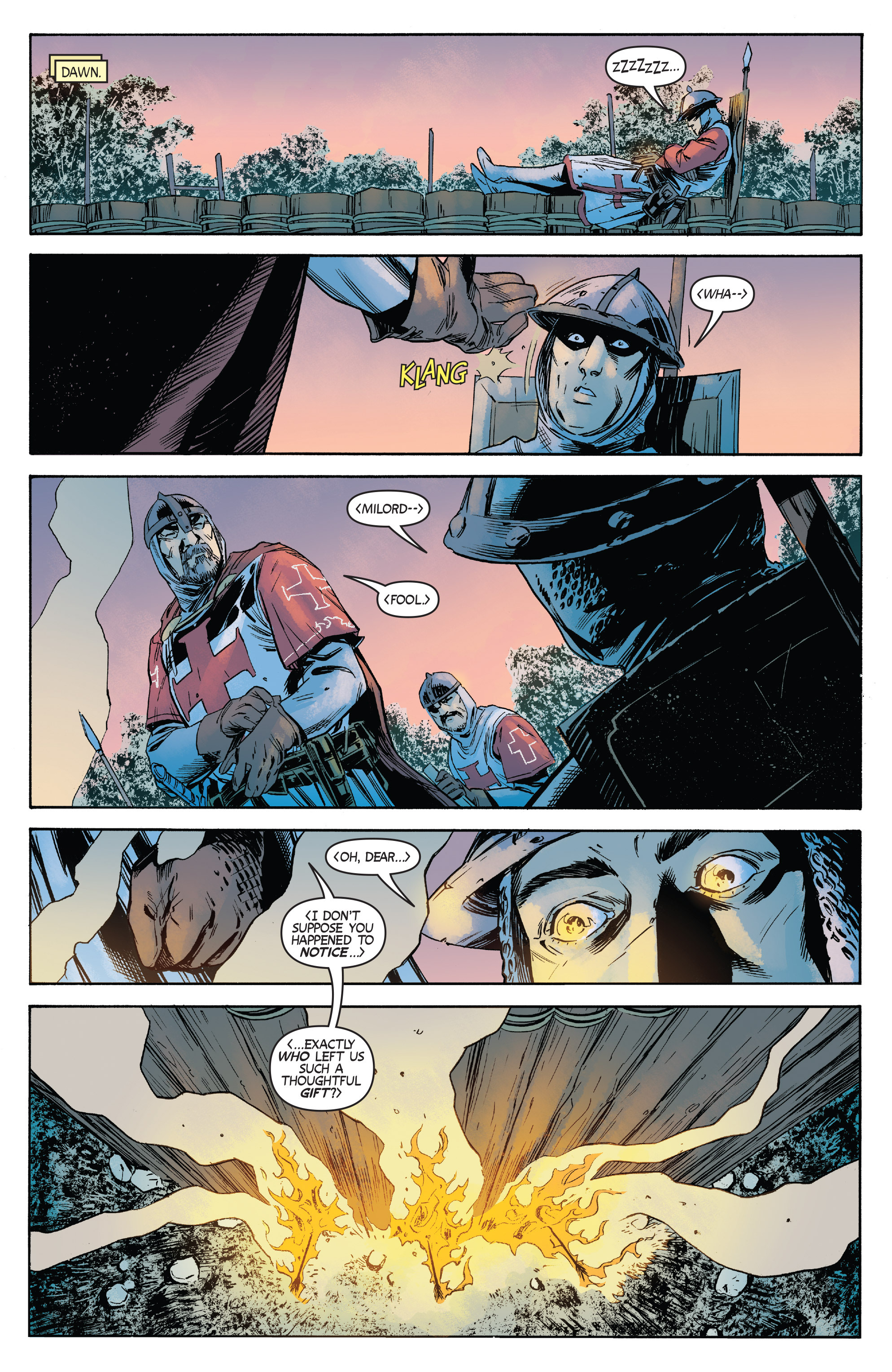 Read online Turok: Dinosaur Hunter (2014) comic -  Issue # _TPB 1 - 40