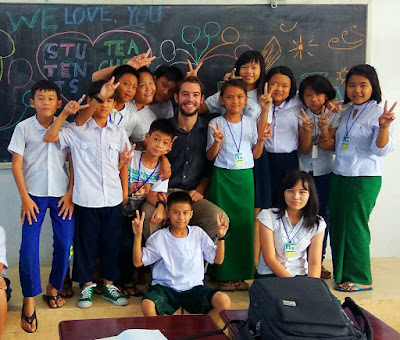 Great Insight into Teaching English Abroad