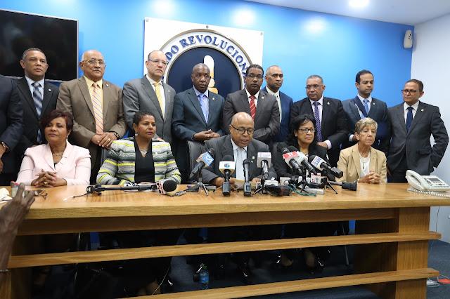 Bloque diputados PRM ratifica Primarias sean realizadas con Padrones Cerrados