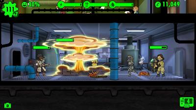 Fallout Shelter Mega MOD v1.9 APK Hack Terbaru