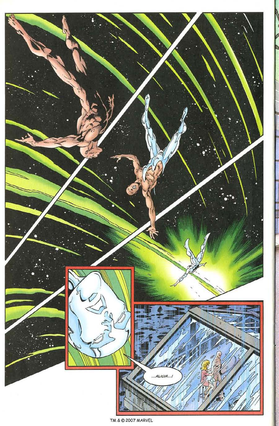 Read online Silver Surfer (1987) comic -  Issue #134 - 32