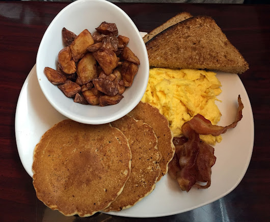 Brunch in Syracuse: Modern Malt vs. Stella's Diner
