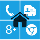 Home+8like Windows 8 APK
