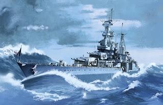 USS Indianapolis (CA-35) (1945)