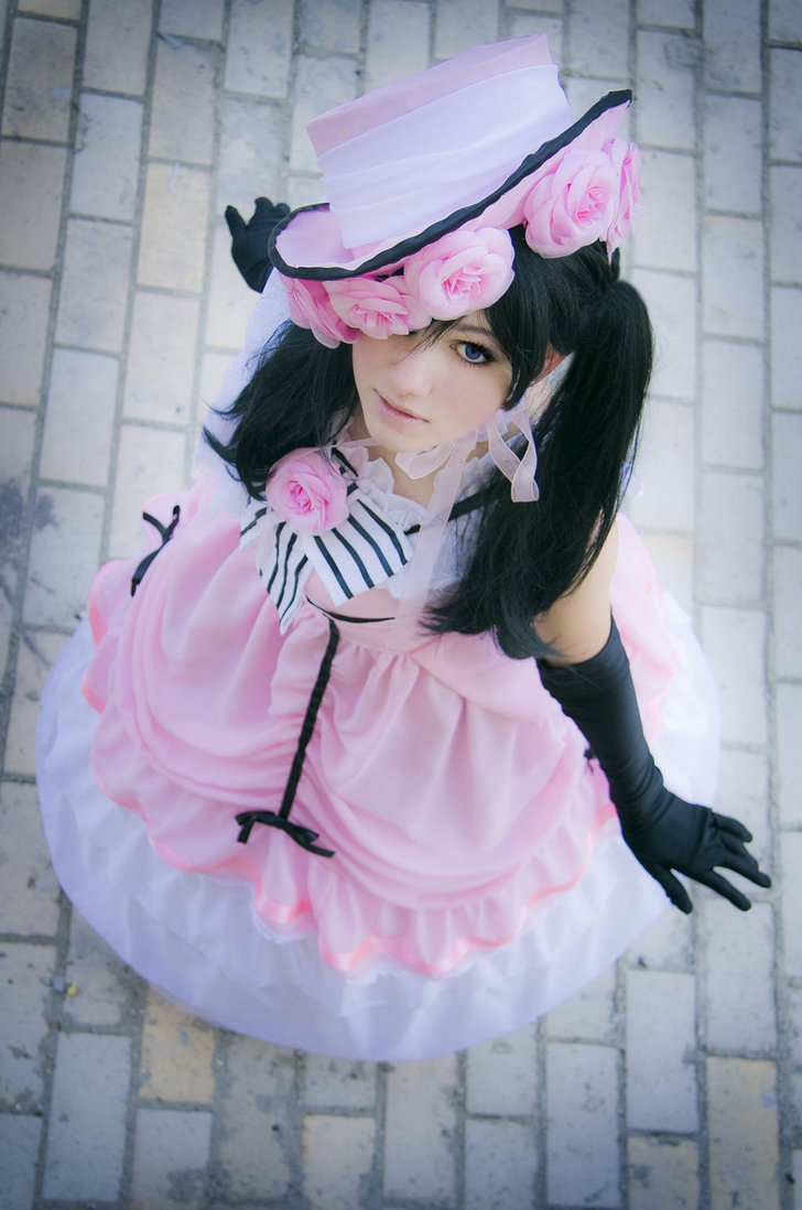 ciel phantomhive cosplay - photo #2