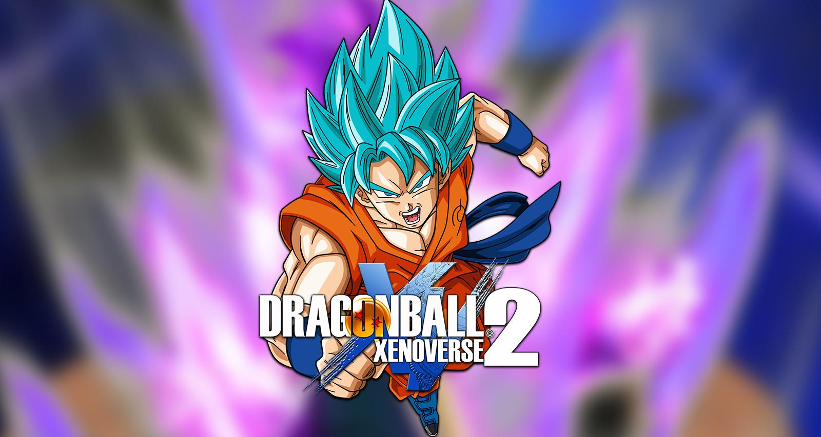 Dragón Ball Xenoverse 2 Edition PC Full Español 2017