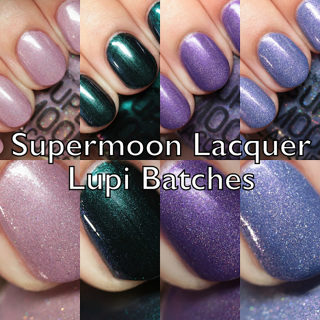 Supermoon Lacquer Lupi Batches