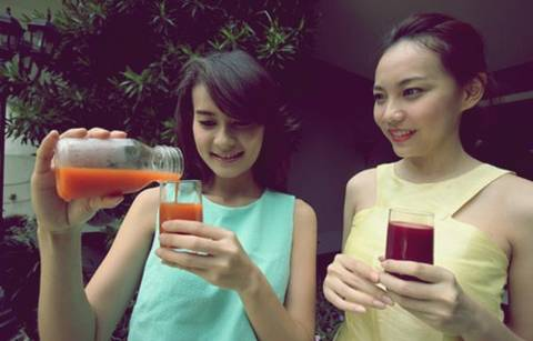 Cara detoksifikasi dengan jus buah