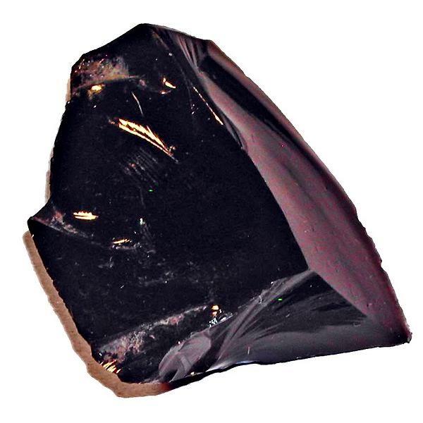 propiedades de la obsidiana negra