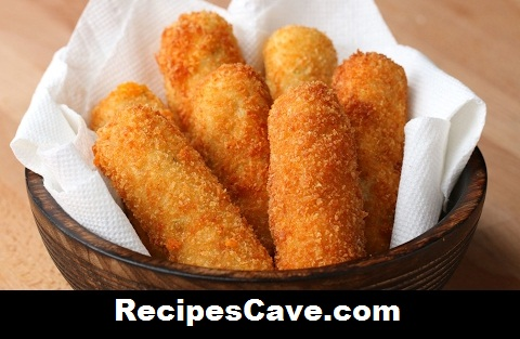 Potato And Cheese Stick Recipe