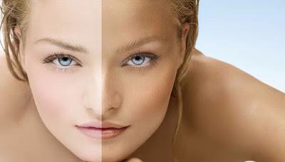 الشمس وتأثيرها على جلد المرأة