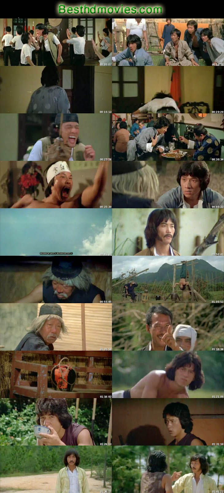 drunken master download