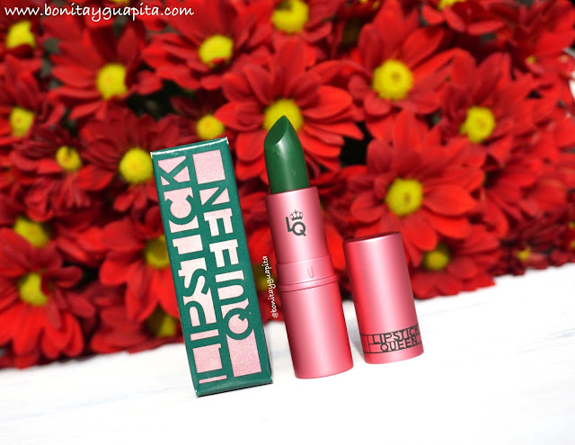 "Labiales Lipstick Queen ¿Merecen la pena"" ¿Un pintalabios verde"""