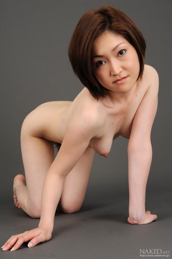 Naked-Art No.00171 Maiko Tsubaki 椿麻衣子
