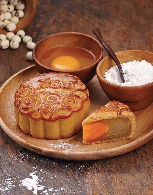 Pure Lotus With Yolk (Ovo-Vegetarian)